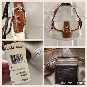Coach purse new with tags!